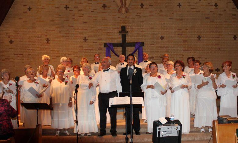 """Dania Beach : concert """"souvenirs de nos 20 ans"""" à l'église St-Maurice"""