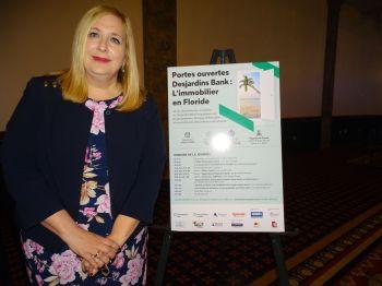 Sonia Bolduc, Portes Ouvertes Desjardins Bank