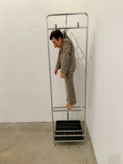 """""""La Rivoluzione Siamo Noi"""" de Maurizio Cattelan au Rubell Museum de Miami"""