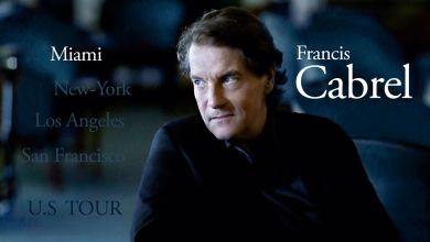 Photo de Evénement : Francis Cabrel en concert à Miami à l'automne 2020 !!
