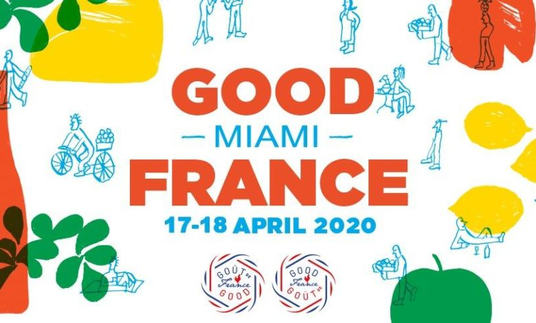 Goût de France / Good France à Miami en 2020