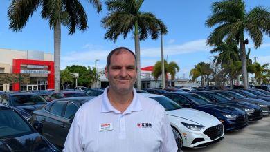 Photo de Eric Chelly : pour acheter vos voitures Hyundai et Genesis en Floride