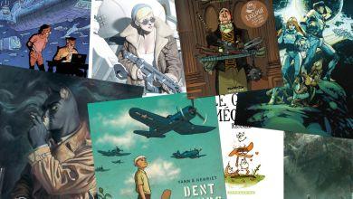 Photo de Les 25 meilleures BDs franco-belges du XXIe siècle