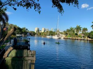 Quartier de Sailboat Bend à Fort Lauderdale
