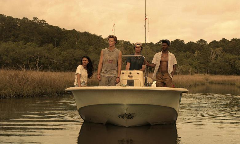 La série Outer Banks sur Netflix