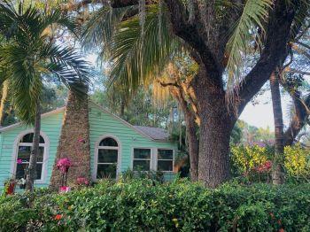 Quartier de Victoria Park à Fort Lauderdale en Floride