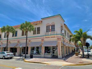 Centre ville de Fort Pierce en Floride