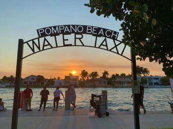 Pompano Beach en Floride