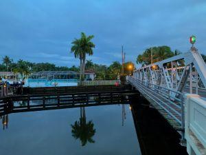 Quartier de Riverside à Fort Lauderdale en Floride