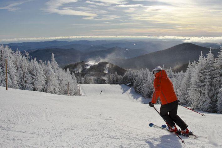 Ski au Killington Resort