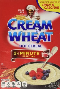 Cream of the Wheat va également changer son logo