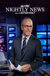 Les Nightly News de Lester Holt sur NBC