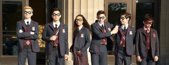 The Umbrella Academy (Saison 2)