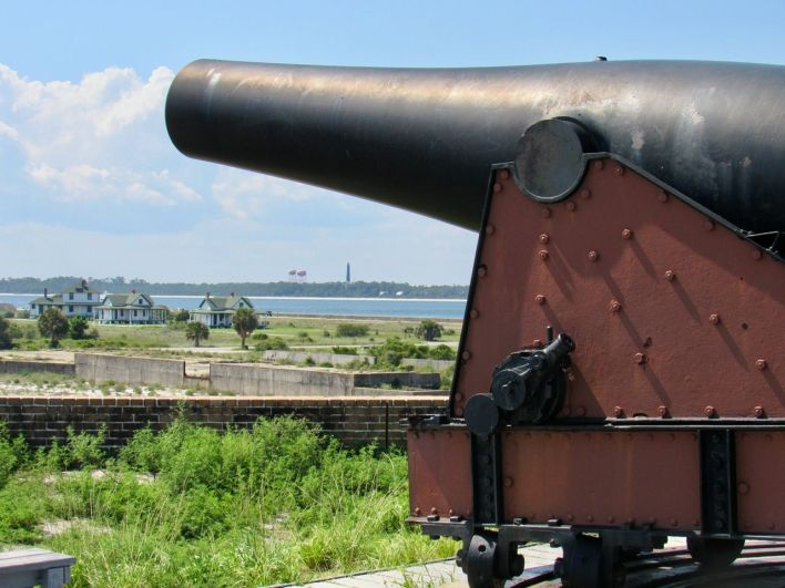 Fort Pickens à Pensacola Beach