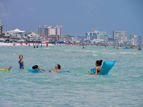 Henderson Beach State Park et sa plage magnifique à Destin en Floride