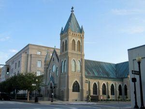 Basilique St Michael à Pensacola en Floride