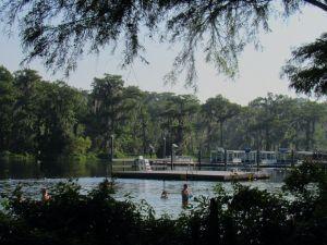 Wakulla State Park en Floride