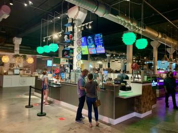 "Sistrunk Marketplace, le premier ""food hall"" de Fort Lauderdale"