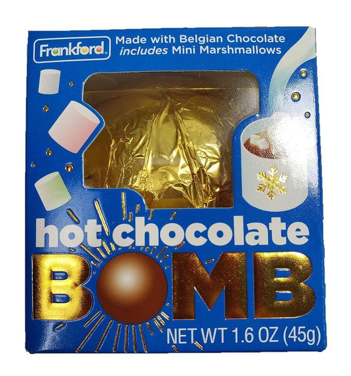 Bombes de chocolat