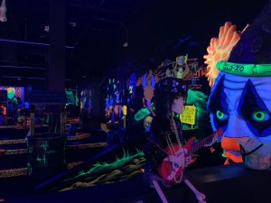 Horror Mini Golf (fluorescent) en Floride