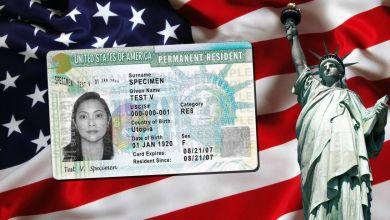 Photo de «Green Card» : la loterie 2020 pour gagner la carte verte américaine est ouverte !