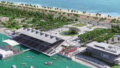Photo de Un plan à 45M$ pour la renaissance du Marine Stadium de Miami