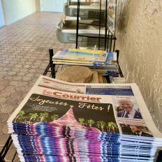 Distribution du Courrier des Amériques