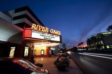 Quartier de River Oaks à Houston