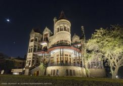 Bishop Palace à Galveston Texas.