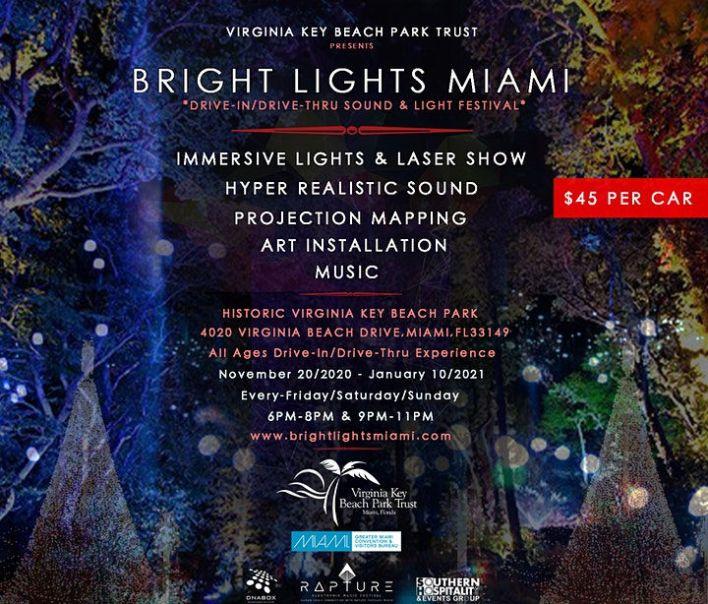 Bright Lights Miami