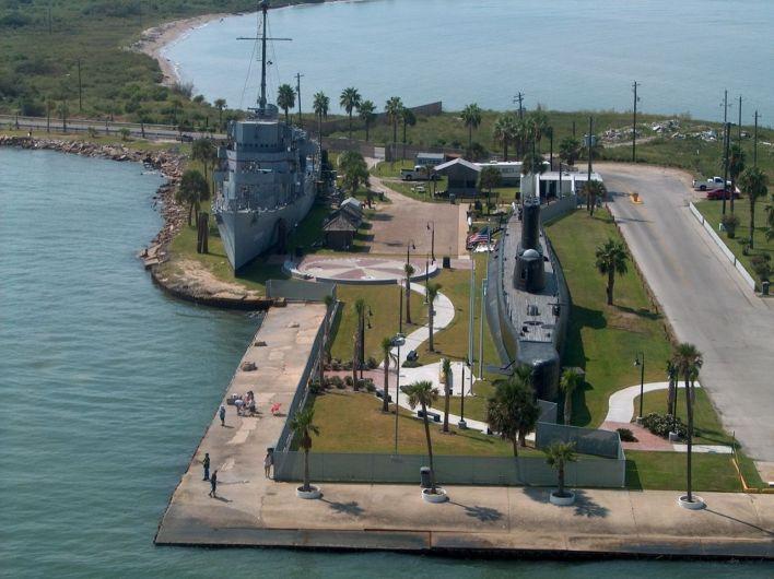 Naval Museum de Galveston.