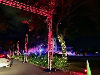 Spectacle de Noël à la Calvary Chapel de Fort Lauderdale en Floride