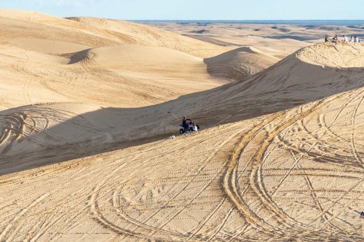Les dunes Algodones