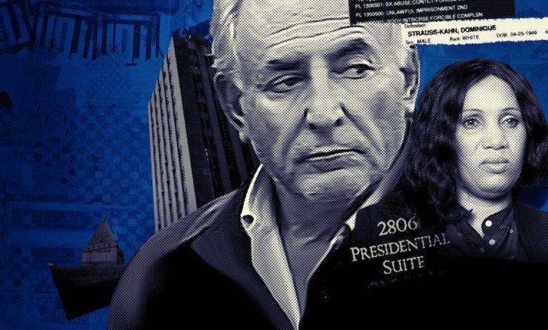 Chambre 2806 : la nouvelle série de Netflix su l'affaire DSK