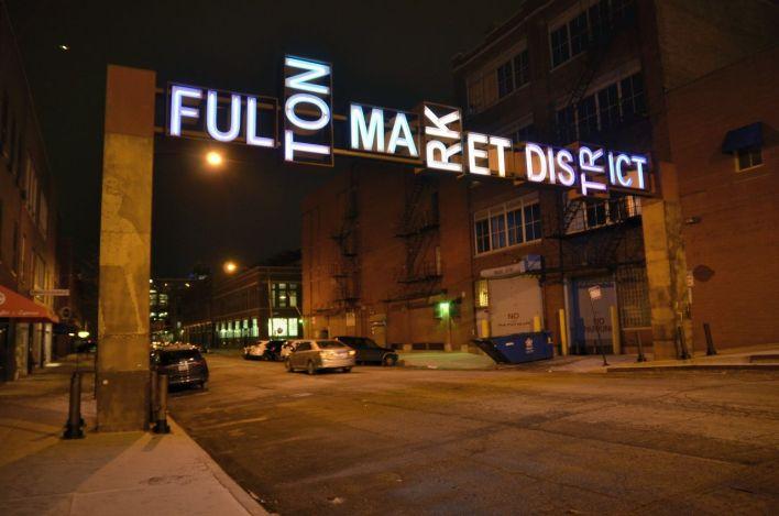 Fulton Market District