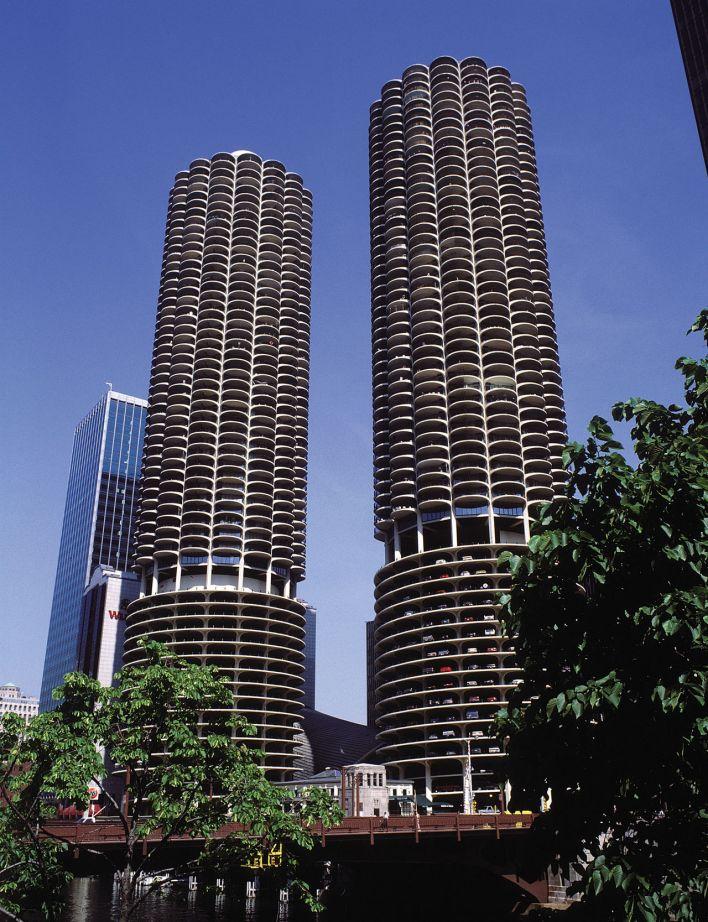 Marina Towers de Chicago