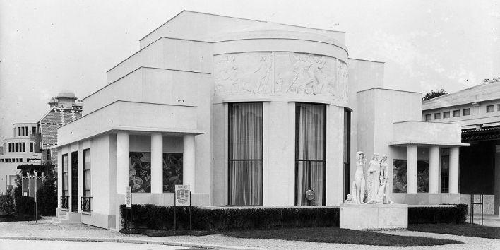 Paris 1925 : Le Pavillon du Collectionneur
