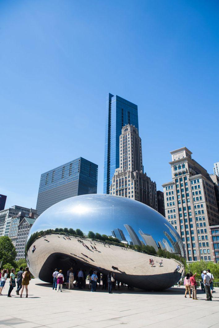 Cloud Gate de Chicago