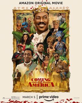 Coming 2 America (film)
