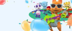 Word Party(saison 5)