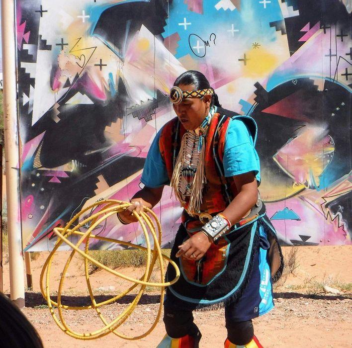 Visiter la réserve navajo.