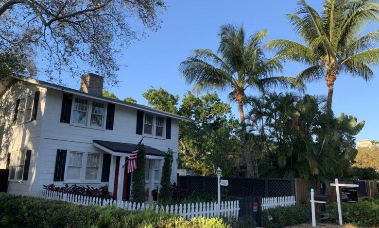 Vous voulez acheter ou vendre une maison, un condo ou un commerce en Floride ? 2021 est la bonne année pour ça !