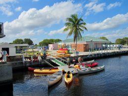Port de Flamingo