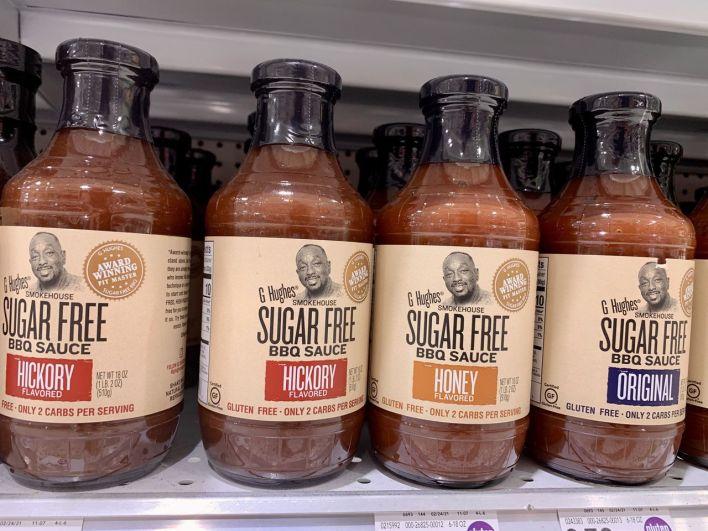 Sauce barbecue américaine sans sucre