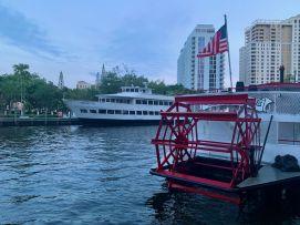 Bord de rivière à Fort Lauderdale