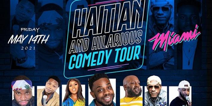 Haitian Comedy Tour