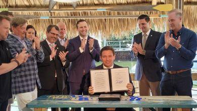 Ron DeSantis a signé la fin de l'état d'urgence covid en Floride
