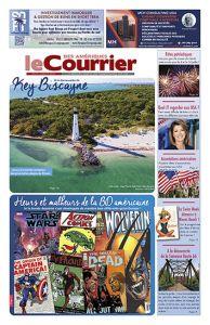 Le Courrier des Amériques de Juillet 2021 / Le Courrier de Floride