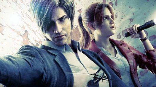 Resident Evil: Infinite Darkness (saison 1)
