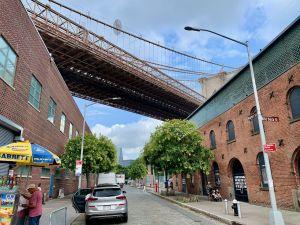 St Ann's Warehouse à Dumbo